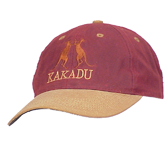 Kakadu Cotton Canvas Oilskin Baseball Cap