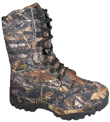 """Hunter"" True Timber Camo Mens Hiking boots"