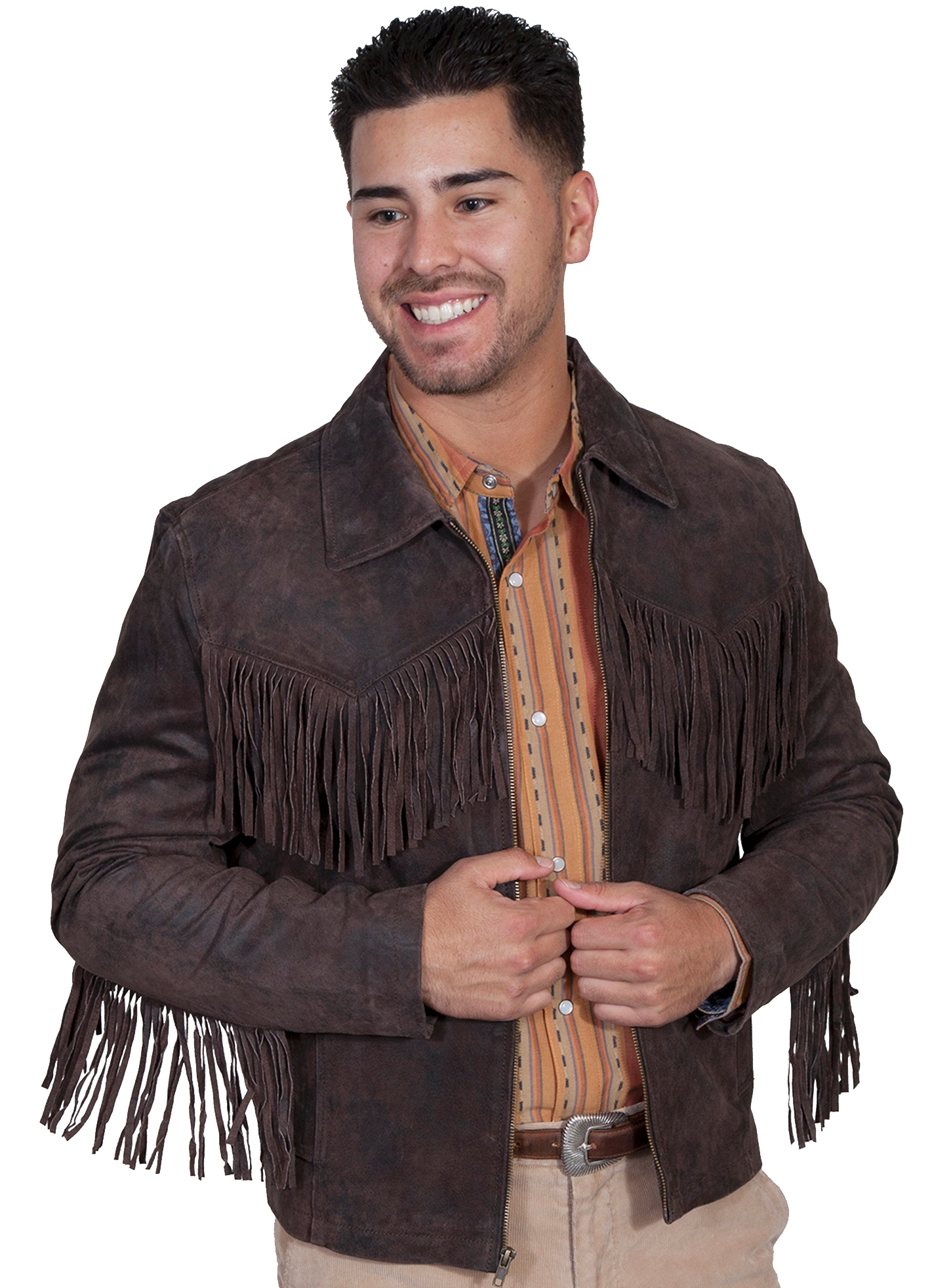 mens scully jacket, mens fringe western jacket, western fringe jacket for men, suede fringe jacket, scully fringe jacket, Mens Scully fringe jacket, scully mens fringe western jacket, fringe jacket