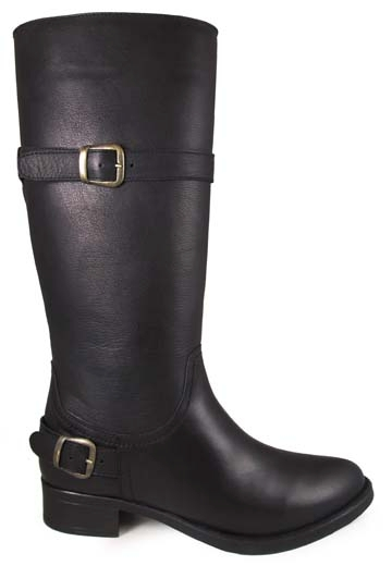 """Donna"" Womens Tall shaft Black Country Boots,Womens Tall shaft Country Boots, Womens Tall shaft black Country Boots, Womens Tall Boots,Womens Tall riding Boots, womens riding boots"