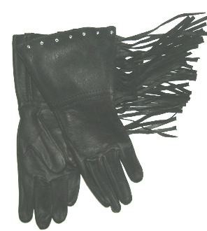 Black fringe western gloves, leather western gloves, leather gloves, fringe gloves, rhinestone gloves, fringe rhinestone gloves, black cowboy gloves, rodeo gloves, leather rodeo gloves.