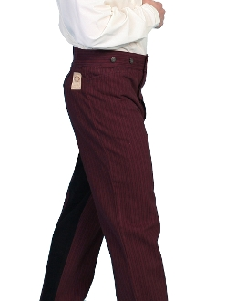 Mens railhead pants, Brown Western dress pants, wahmaker pants, mens scully pants, scully wahmaker pants, scully wahmaker clothing, scully wah-maker, wah-maker pants, western pants, scully pants