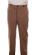 Mens Scully Tan Plaid Wool Blend Gentlemen Pants are made in the USA. These are the pants you'll want for those special occasions. They feature a button fly, two side entry pockets and suspender buttons.