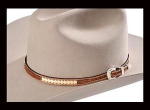 cowboy hat bands, western hat bands, crystal hat bands, mens hat bands, mens cowboy hat bands, beaded hat bands, hat bands silver, sterling silver hat bands, bone hat bands leather hat bands, bone hat band, bone cowboy hat bands,