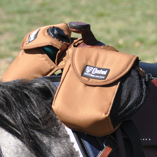 Horse Saddle Horn Lunch Bag Bottle Holder , horn bag tack, leather horn bags for saddles, horse horn bags, horse saddle bags, western horse saddle bags, horse saddlebags, cantle bags,